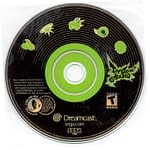 dreamcast jet grind radio disc
