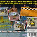 dreamcast crazy taxi back