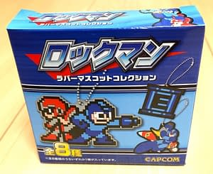 Retro Mega Man Box Toys!